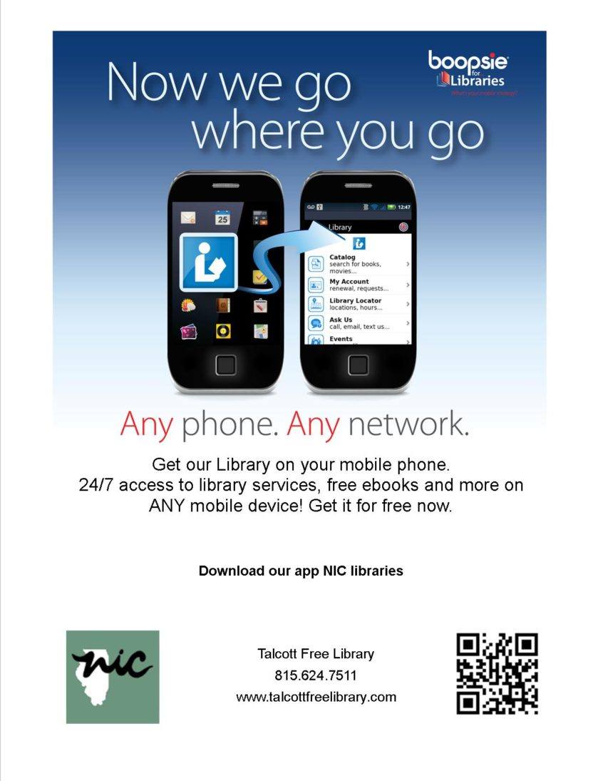 New Library Mobile App – App Store – Google Play Store